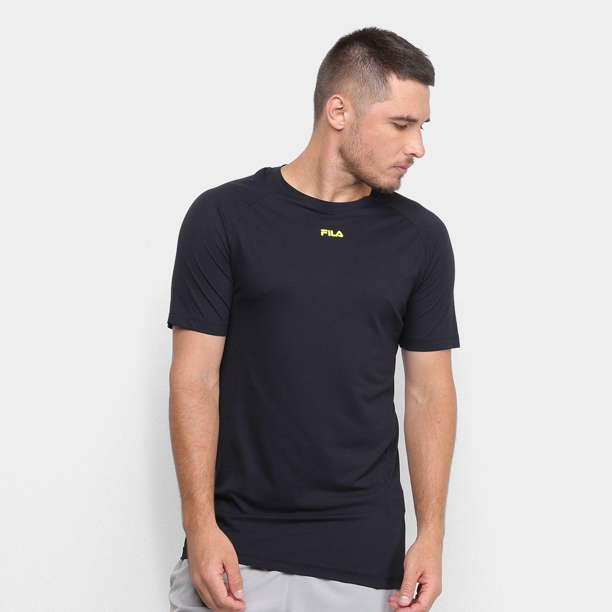 Camiseta Fila Bio Coat II Masculina