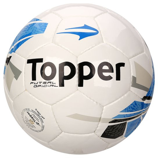 79606b07e3 Bola Topper Strike 8 Futsal - Compre Agora