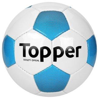 cce370c3bf Bola Futebol Society Topper Extreme 4