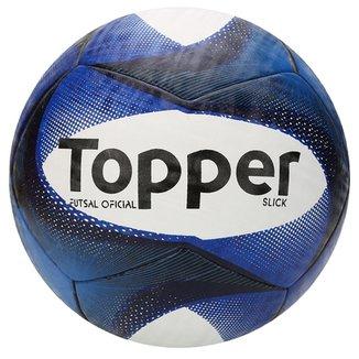 Bola Futebol Topper Slick Futsal c12da399fb6d3