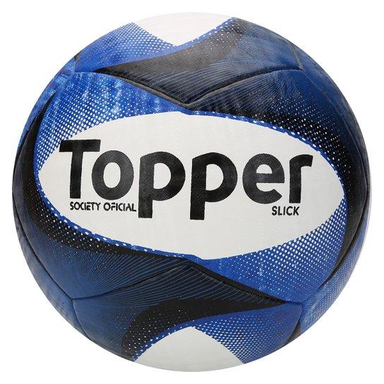 dc04e4ddcea27 Bola Futebol Topper Slick Society - Compre Agora