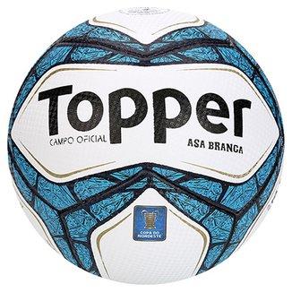 Bola Futebol Campo Topper Asa Branca 35f7c3f3903d0