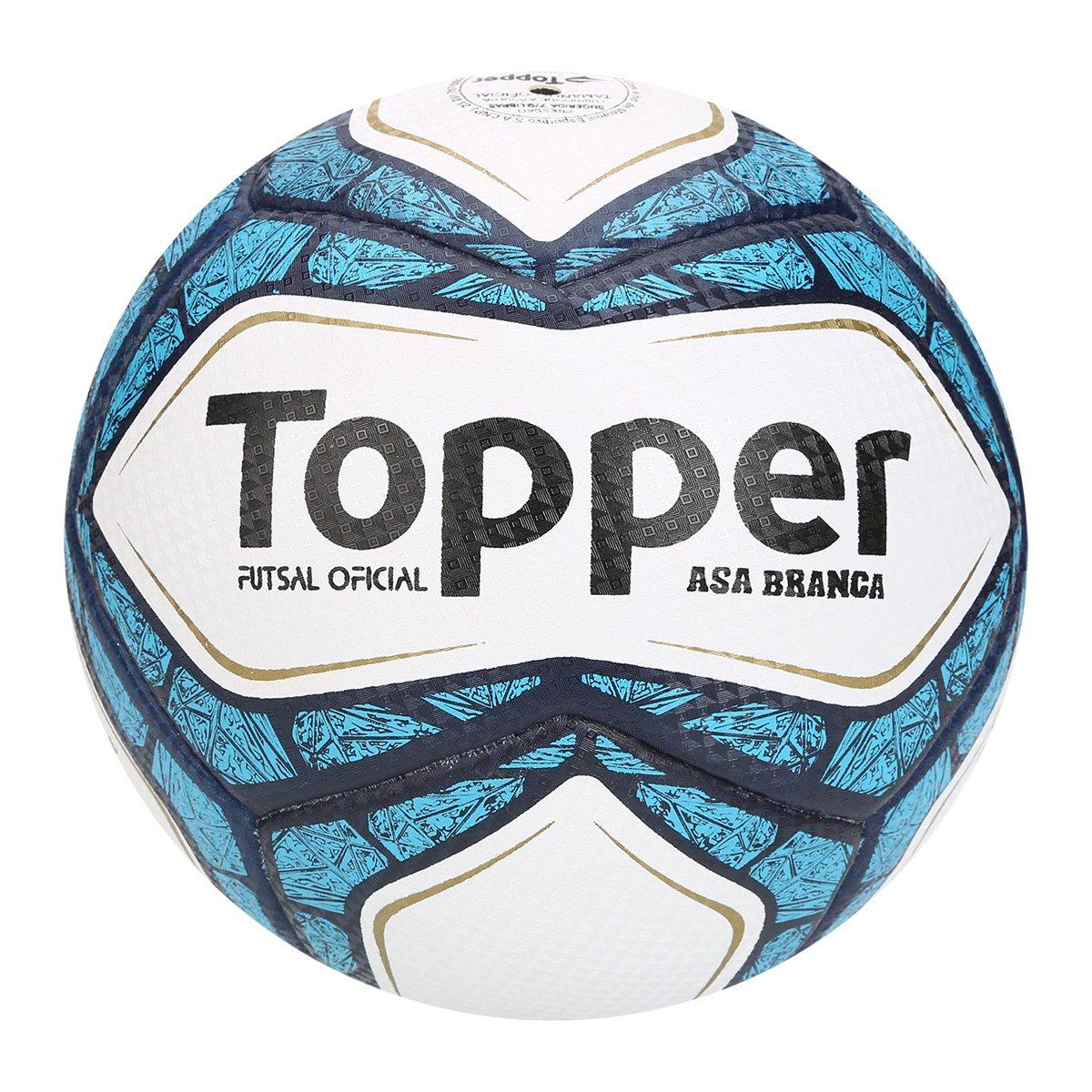 d1569b5c6c Bola Futsal Topper Asa Branca