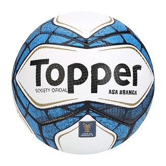 7aa337b3fdc37 Bola Futebol Society Topper Asa Branca