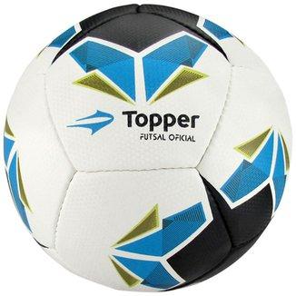 Bola Futsal Topper Seleção Brasileira IV 35d1c61392ec7