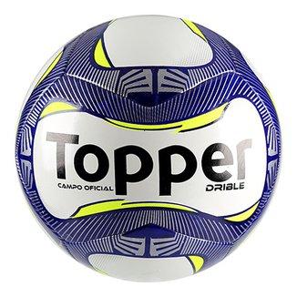 Bola Futebol Campo Topper Drible 07790deae2024