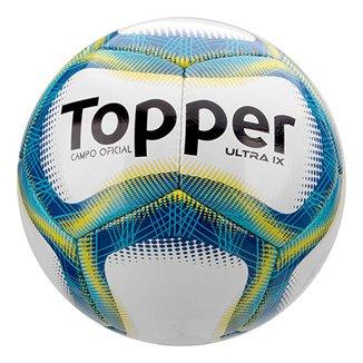 56b3b51d296cf Bola Futebol Campo Topper Ultra IX