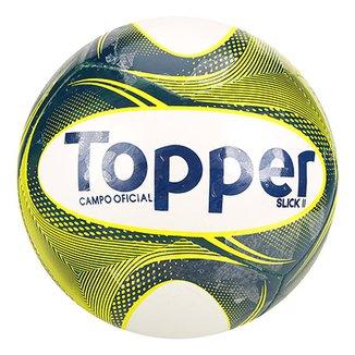 f6c8dba36d Bola Futebol Campo Topper Slick II