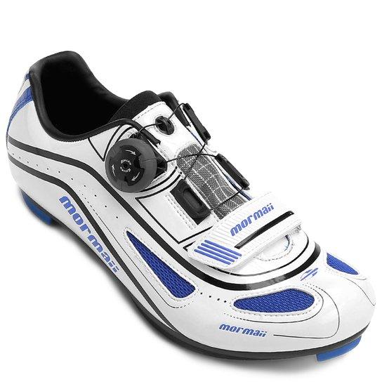 890e3358c Sapatilha Mormaii Speed GY-1 - Branco e Azul