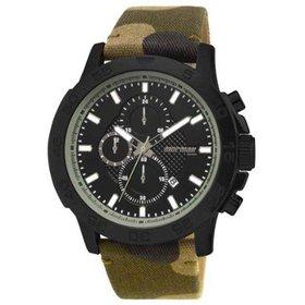 020842f1ae0 Relógio Mormaii Ana-Digi Psicopato MO160323AI 8V - Bege - Compre ...