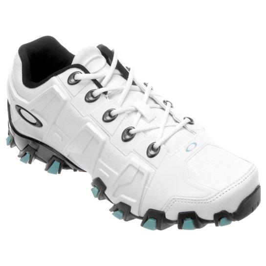 Tênis Oakley Hardshell - Branco e Azul - Compre Agora  38d388adc3ca9