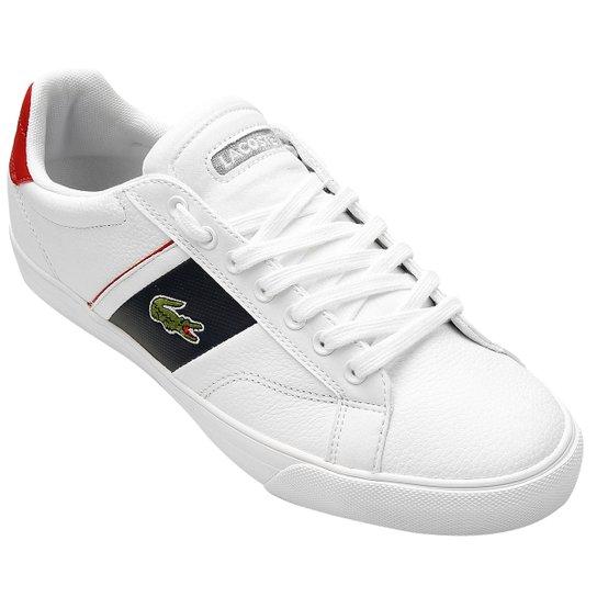 Tênis Lacoste Fairlead Urs - Compre Agora   Netshoes 4a39b4334e