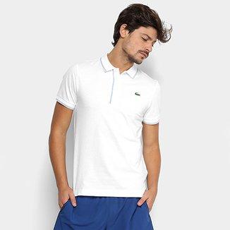 fc8e88bcbae7f Camisas Polo Lacoste Masculinas - Melhores Preços   Netshoes