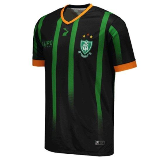 6da4bfdeba9 Camisa América Mineiro I 2016 17 N° 10 - Lupo - Compre Agora