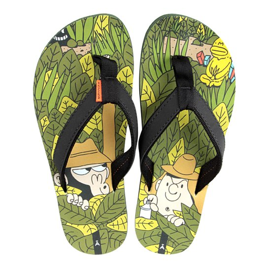 Chinelo Kenner Summer Dry On Top Urban Masculino - Preto+verde. Loading. 1ffa0c8829348