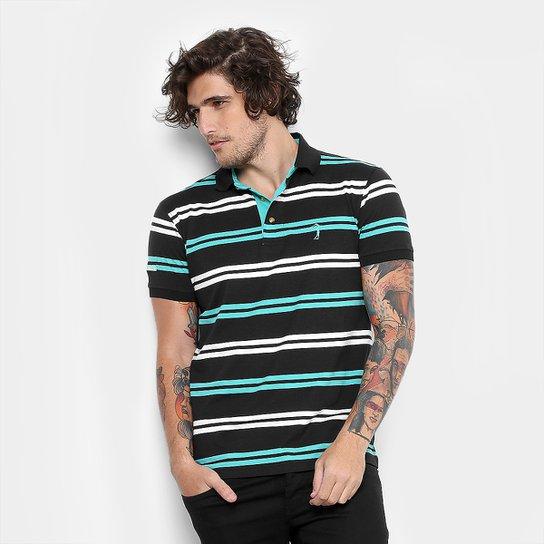 Camisa Polo Aleatory Malha Fio Tinto Masculina - Compre Agora  24b509fa911de