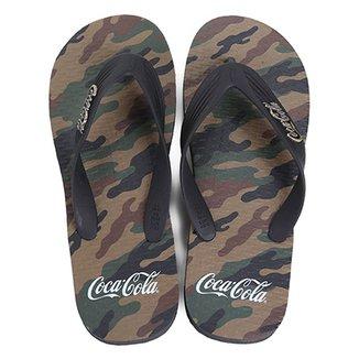 8e0f26eb14 Compre Chinelo da Coca Cola Online