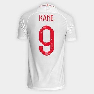 451bf258b9 Camisa Seleção Inglaterra Home 2018 n° 9 Kane - Torcedor Nike Masculina