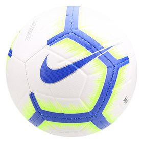 Bola de Futebol Society Nike CBF - Branco e Azul - Compre Agora ... 1a6c25f8a53b4