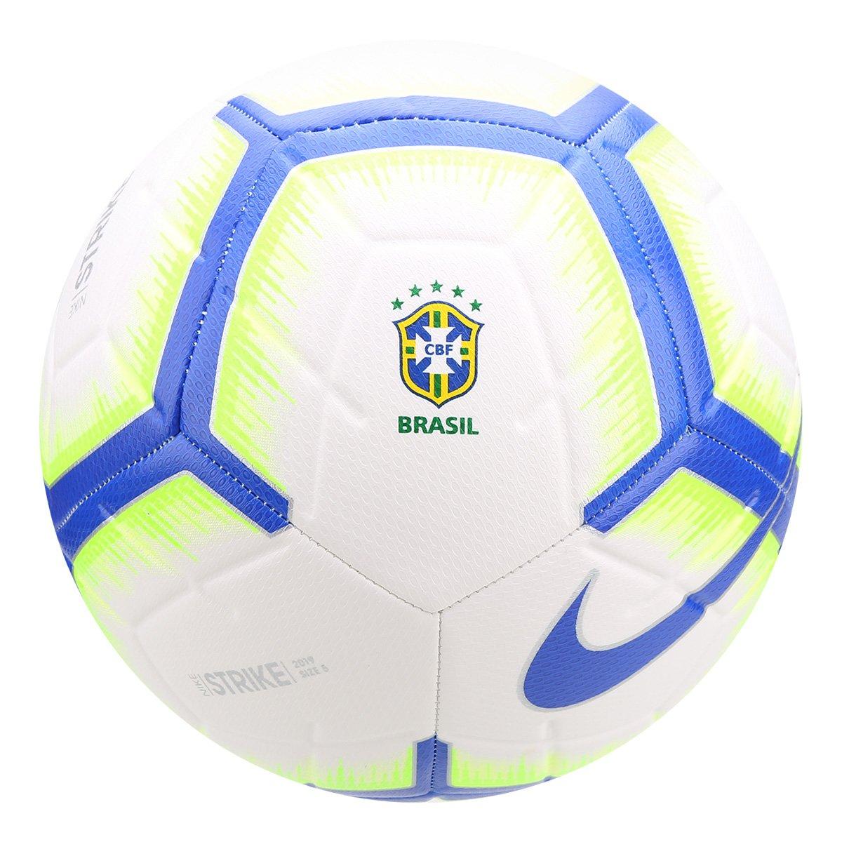 Bola de Futebol de Campo Nike Brasil Strike - 2