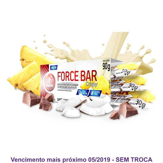 8c3e9dd59 Barra de Proteína Force Bar Crisp - Midway 3 Unidades - Compre Agora ...