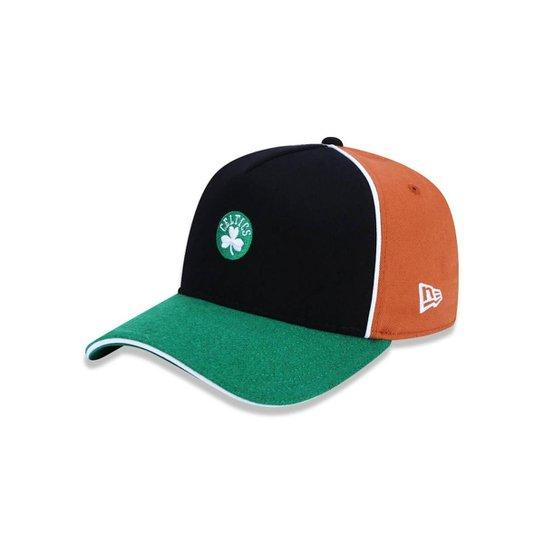 45dbe5a4ba2f0 Bone 940 Boston Celtics NBA New Era - Compre Agora