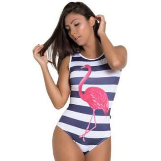 Body Kaisan Flamingo Feminino