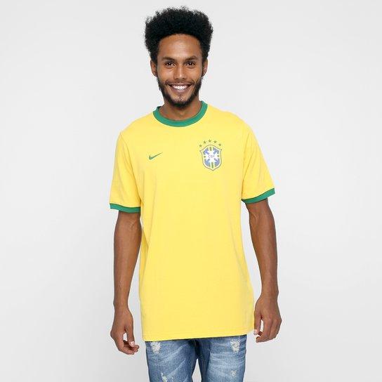 e796fb4b45 Camiseta Nike Seleção Brasil 2014 - Compre Agora