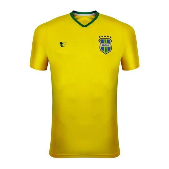 5f3220e48f616 Camisa Super Bolla Brasil Torcedor Masculina - Compre Agora
