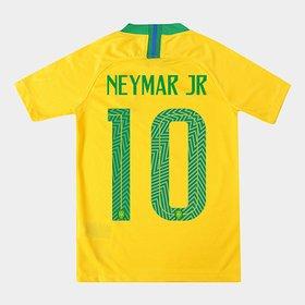 c7d370cfea Camisa Nike Seleção Brasil I 2014 s nº Juvenil - Compre Agora