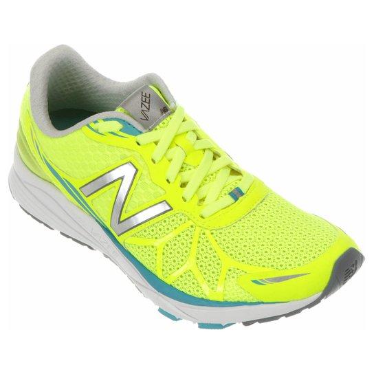 833f36686b4 Tênis New Balance Vazee Pace - Amarelo Fluorescente+Branco