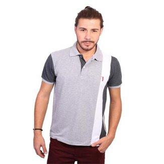 f833ffffa1 Camisa Polo Golf Club Listrada Masculina