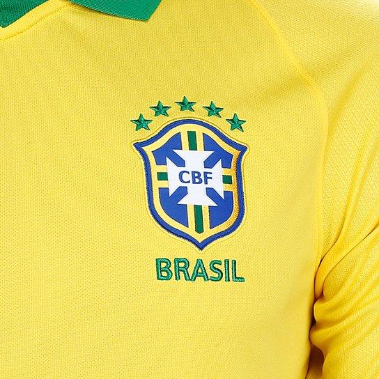 9cd097cf6 ... Camisa Seleção Brasileira I 19 20 s n° - Torcedor Nike Masculina ...
