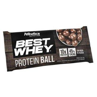 7d8f330cc Protein Ball Best Whey - 1 Unidade Chocolate ao Leite - Atlhetica