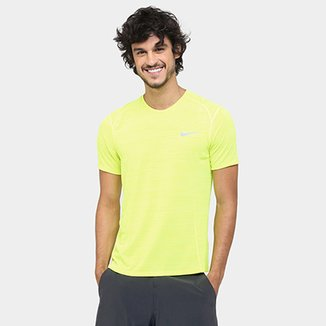 f76b5abe4a Camiseta Nike Dri-Fit Cool Miler SS Masculina