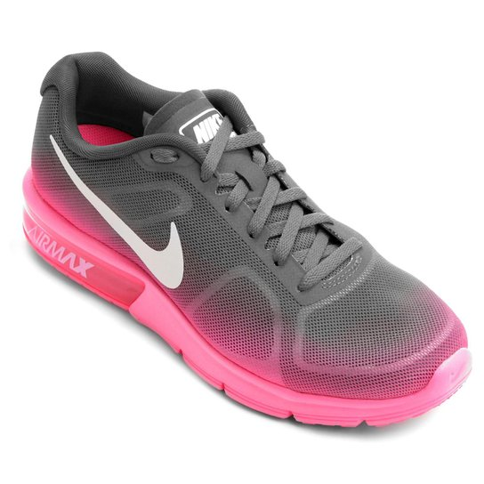 ... 16e5d11c5de Tênis Nike Air Max Sequent Feminino - Compre Agora Netshoes  ... 1dd2b8a683ebb