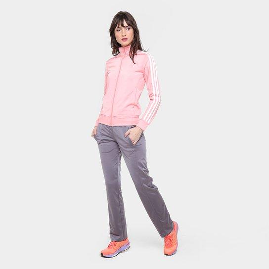 b1d34b9d1f3 Agasalho Adidas W Kn Ts 1 Feminino - Compre Agora
