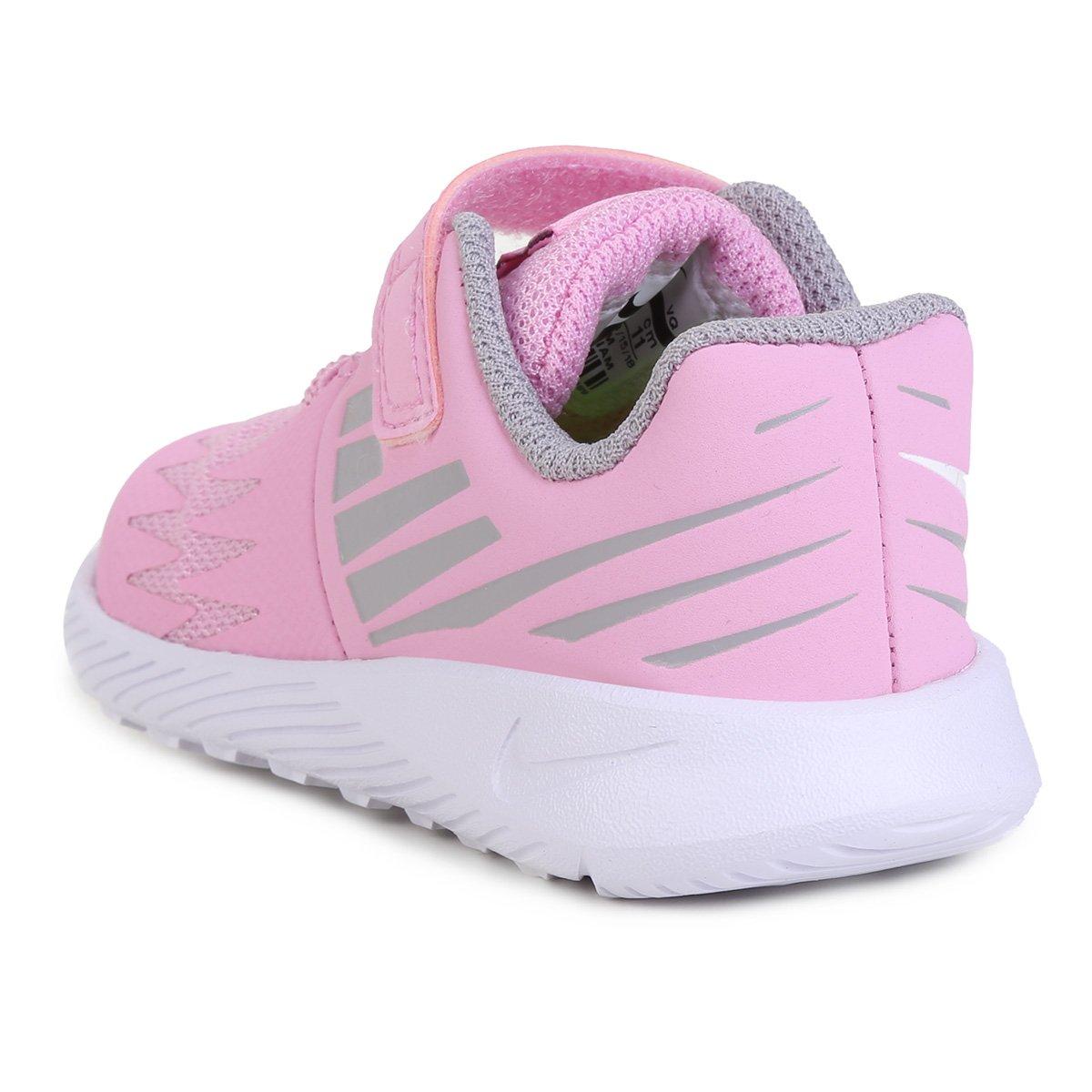 160acdc58d Tênis Infantil Nike Star Runner Feminino - Tam: 22.5 - Shopping TudoAzul