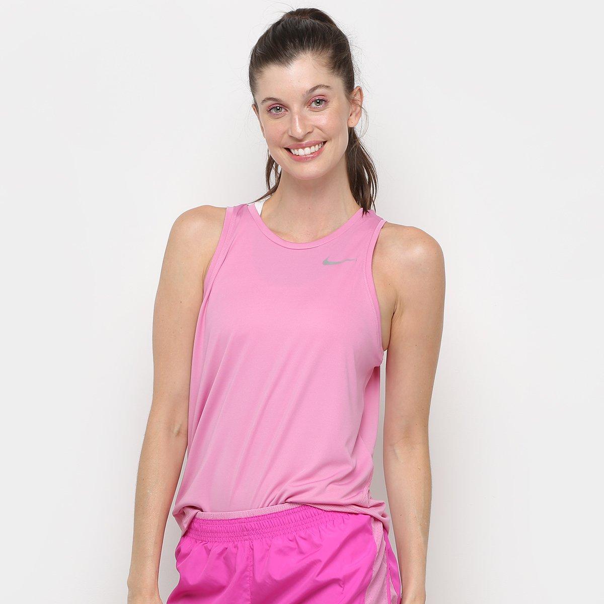 Regata Nike Miler Tank Feminina