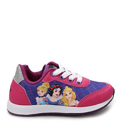 Tênis Infantil Disney Princesas Feminino