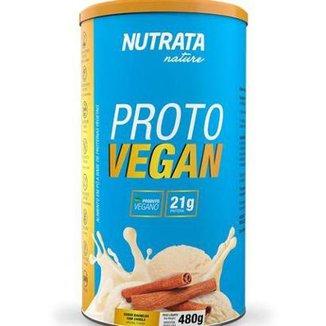 b1057088cf6 Proto Vegan Baunilha Com Canela 480g - Nutrata