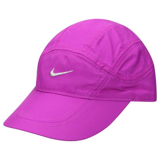 Boné Nike Aba Curva Dri-Fit Spiros - Compre Agora  a309a70b6a8