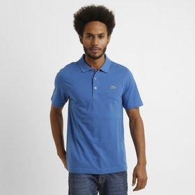 725e26beda0a1 Camisa Lacoste Live Jacquard - Compre Agora   Netshoes