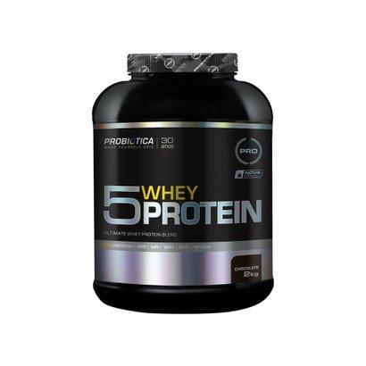 5 Whey Protein 2kg – Probiótica Pro