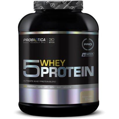 5 Whey Protein 2kg – Probiótica