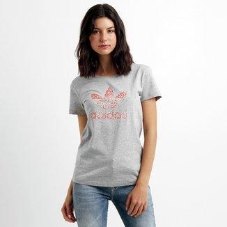 Camiseta Adidas Originals Trefoil d1c3258791763
