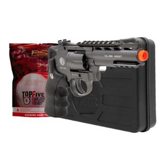 "Revolver de Airsoft CO2 Rossi WG 701 4"" Full"