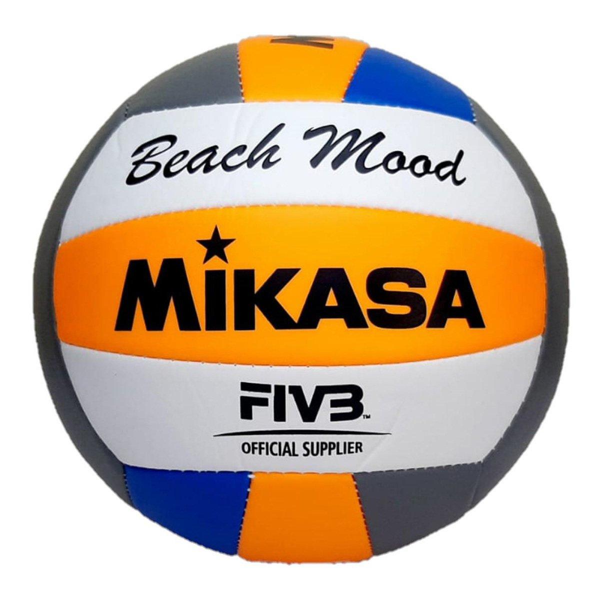 Bola Vôlei De Praia Mikasa Beach Mood