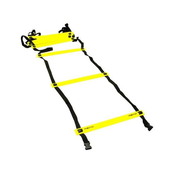 Escada de Agilidade Proaction Fixa - Verde Limão e Preto - Compre ... afa4241150400