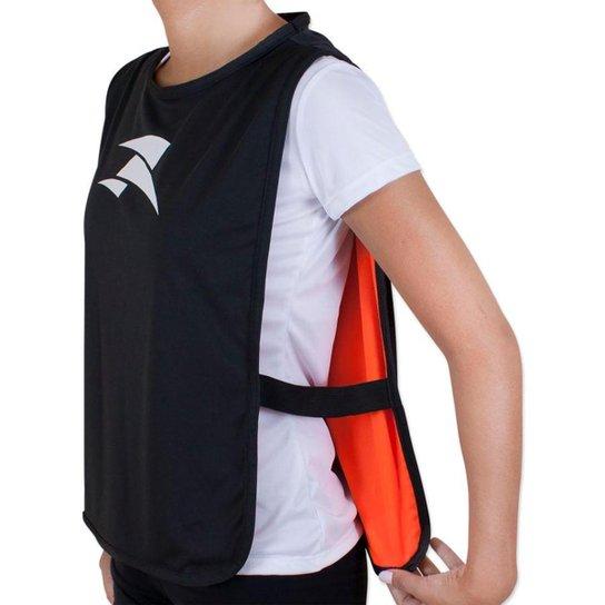 Colete para Treinamento Elite Infantil - Dupla Face Muvin COL-300 -  Preto+Laranja. Loading. dc2decad392e9